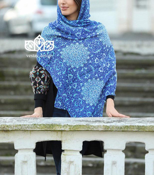 روسری طرح سنتی جدید