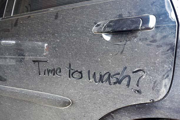 مجازات رانندگی با خودروی کثیف