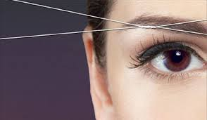 آموزش روش های بند انداختن صورت بدون کمک دیگران