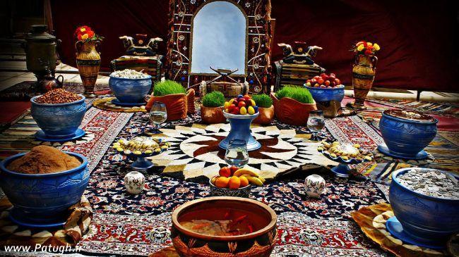 نوروز ایرانی در تقویم خورشیدی ایرانی پر پیشینه بر شما خجسته باد (سال 3757)