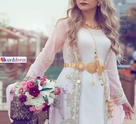 جدیدترین مدل لباس کردی زنانه