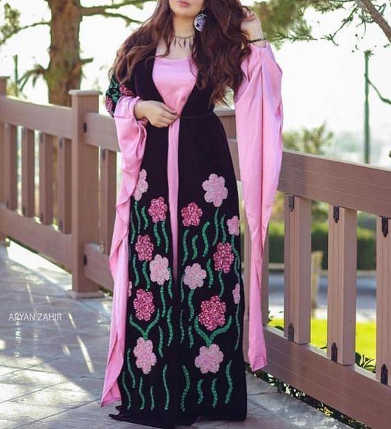 تصاویر مدل لباس کردی زنانه