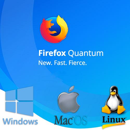 دانلود مرورگر فایرفاکس کوانتوم Firefox Quantum 65.0 Final