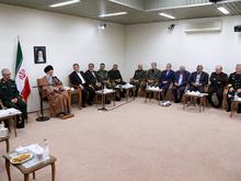 جلسه ویژه سیل کشور در حضور رهبر انقلاب