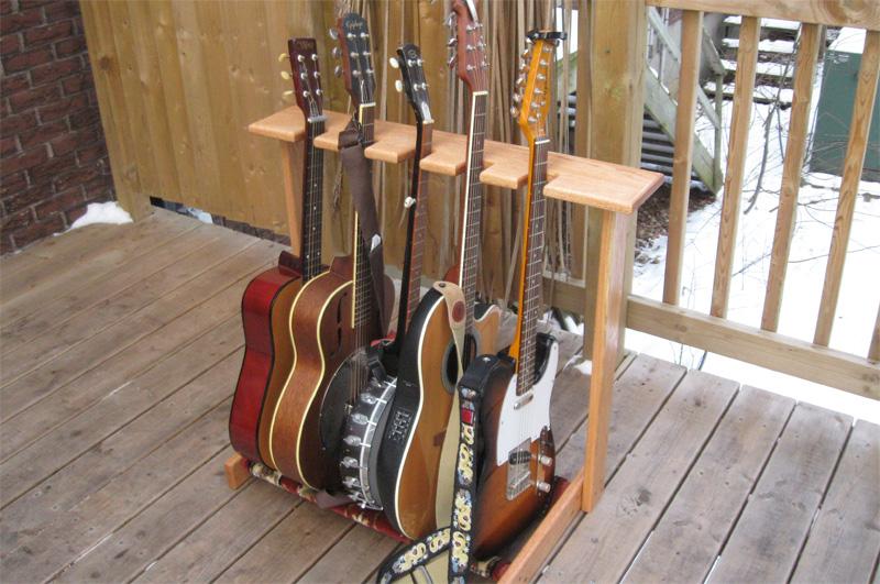 نحوه نگهداری اصولی از گیتار
