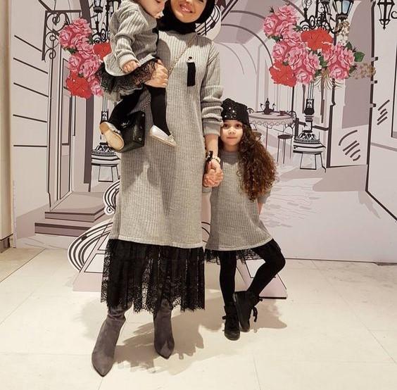 ست لباس مادر و دختر در تهران