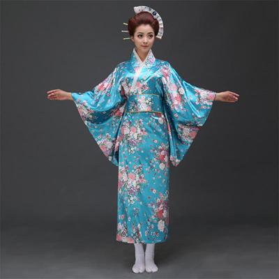 عکس به سبک ژاپنی با کیمونو, کیمونو لباسهای سنتی ژاپنی