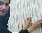 10 طرح کوچک آموزش نخ و نقشه تابلو فرش تبریز