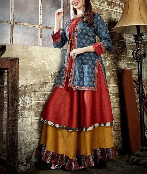 مدل مانتو افغانی جدید