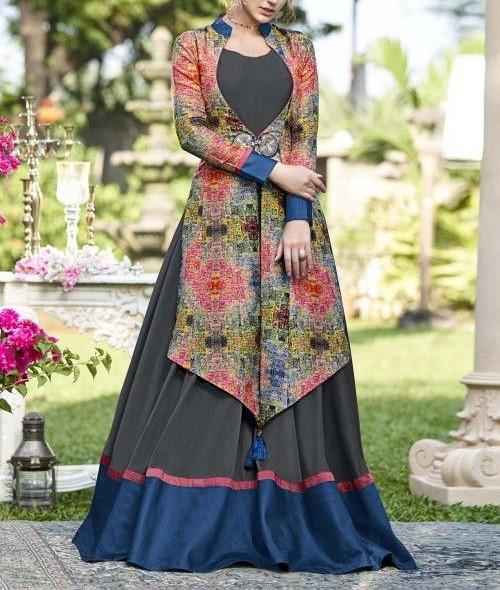 مدل مانتو افغانی تابستانی2019