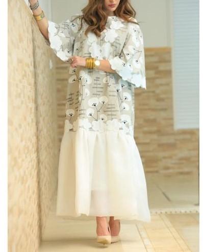 مدل مانتو برای عروس