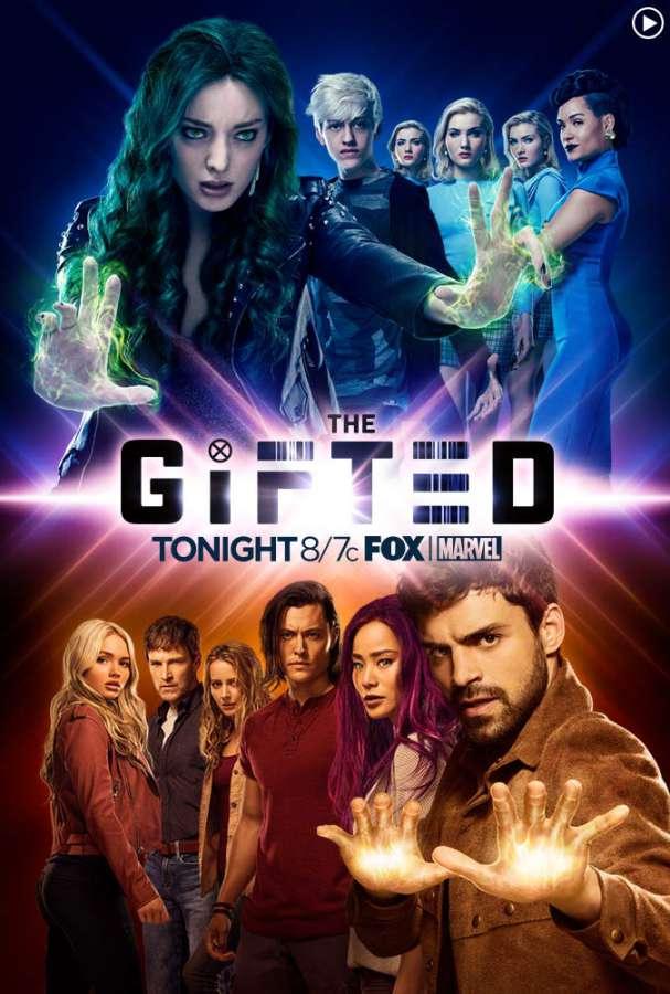 دانلود سریال خارجی موهبت The Gifted با زیرنویس فارسی چسبیده