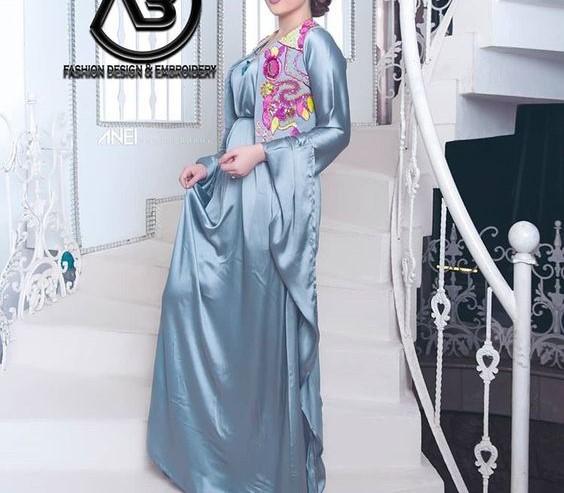 مدل استین لباس کردی زنانه
