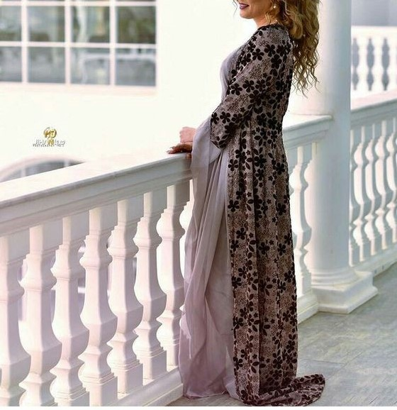 اخرین مدل لباس کردی زنانه