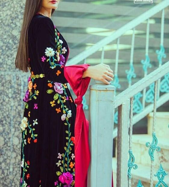 مدل لباس کردی زنانه ۹۸