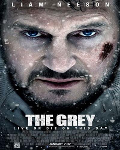 دانلود فیلم The Grey 2012 دوبله فارسی