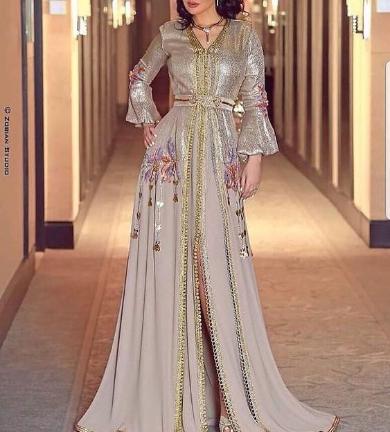 مدل لباس مجلسی مراکشی