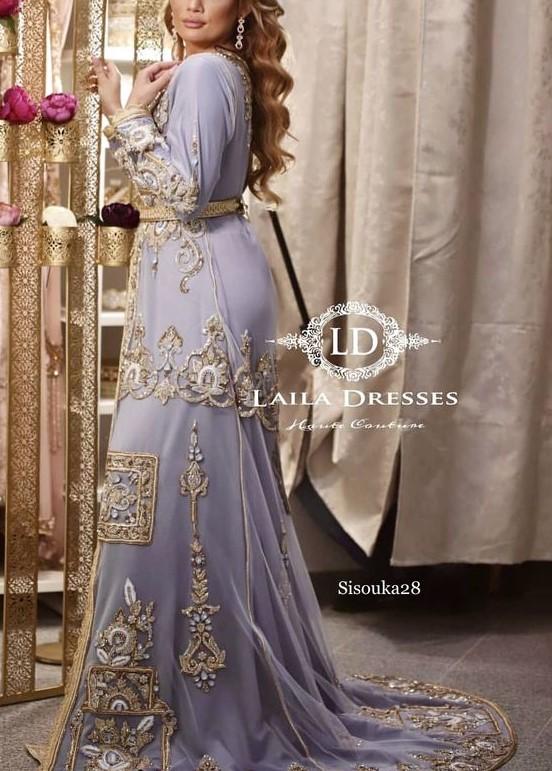 مدل لباس مجلسی بلند عربی 2019