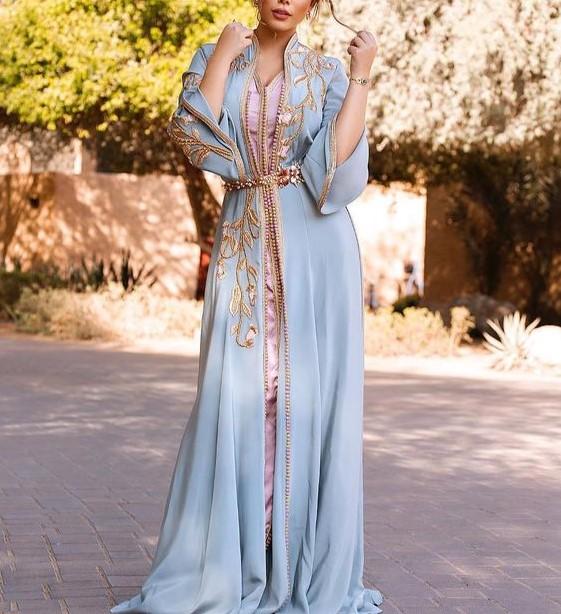 مدل لباس مجلسی بلند ۲۰۱۹