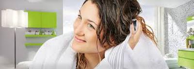 دلیل ریزش مو در نحوه استحمام