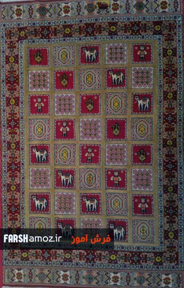 قیمت فرش دستبافت عشایر