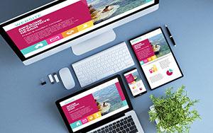 اهمیت طراحی صفحه اصلی سایت