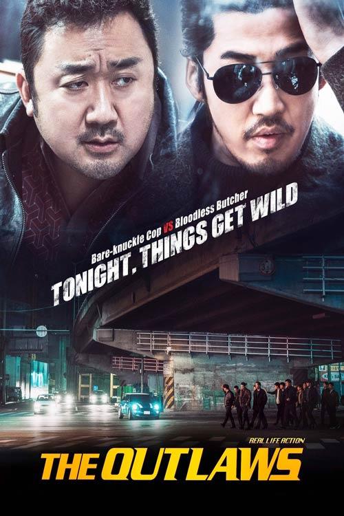 دانلود فیلم The Outlaws 2017 دوبله فارسی و کیفیت عالی
