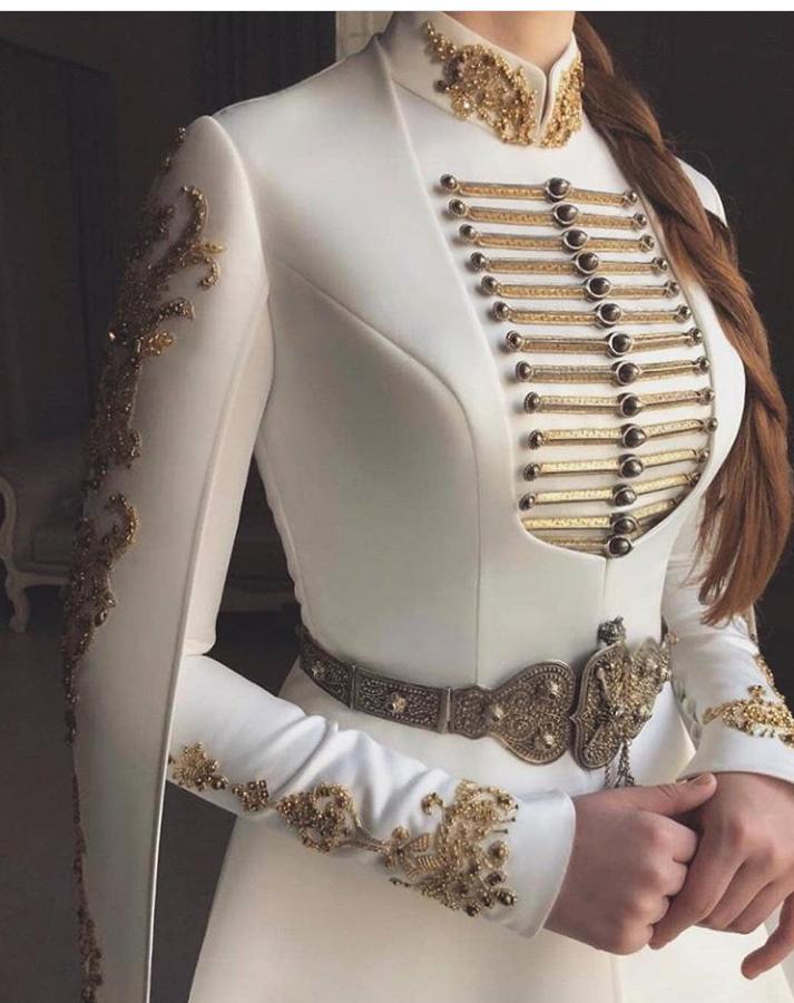 مدل مانتو و لباس عروس اینستاگرام 1