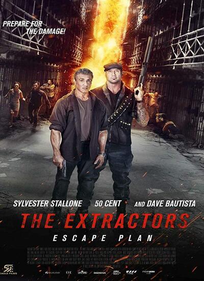 دانلود فیلم Escape Plan 3 The Extractors 2019
