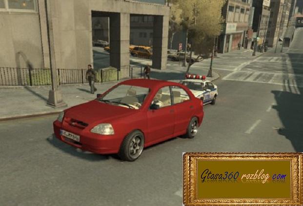 ماشین ریو برای gta iv