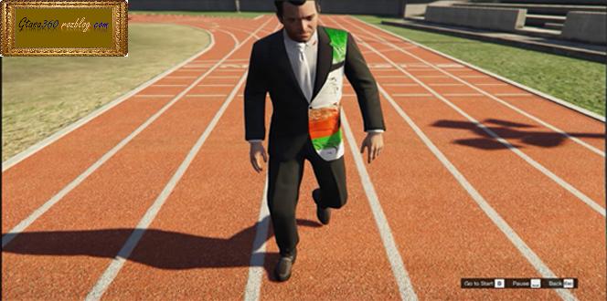 لباس ایران در المپیک برایgta v