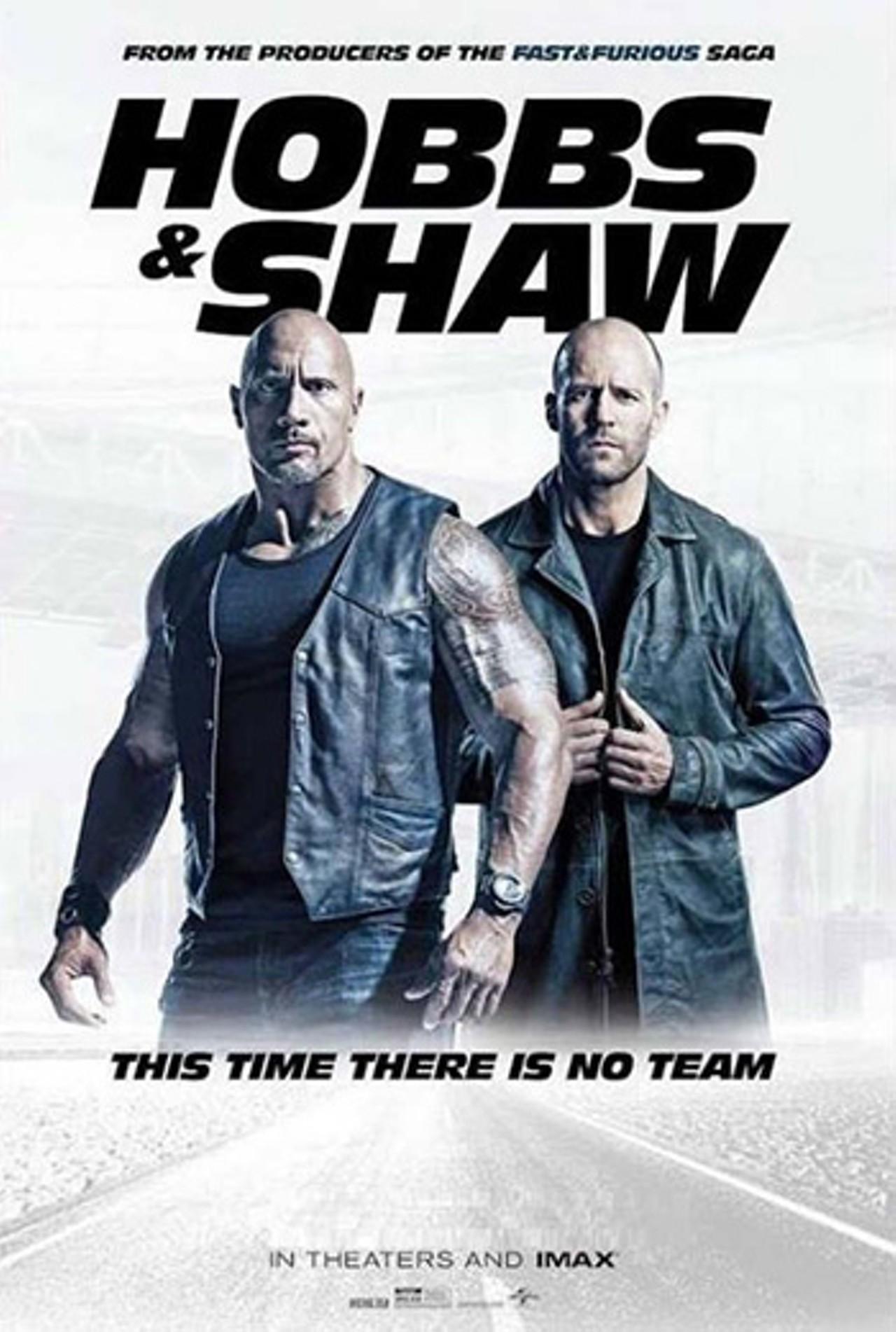 دانلود فیلم Hobbs And Shaw 2019