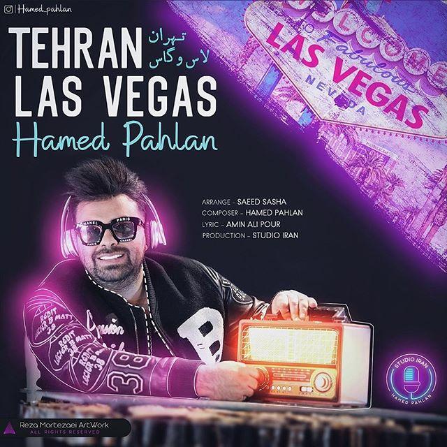 Hamed Pahlan Tehran Lasvegas