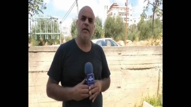 ضرب و جرح خبرنگار صداوسیما به دست نظامیان صهیونیست