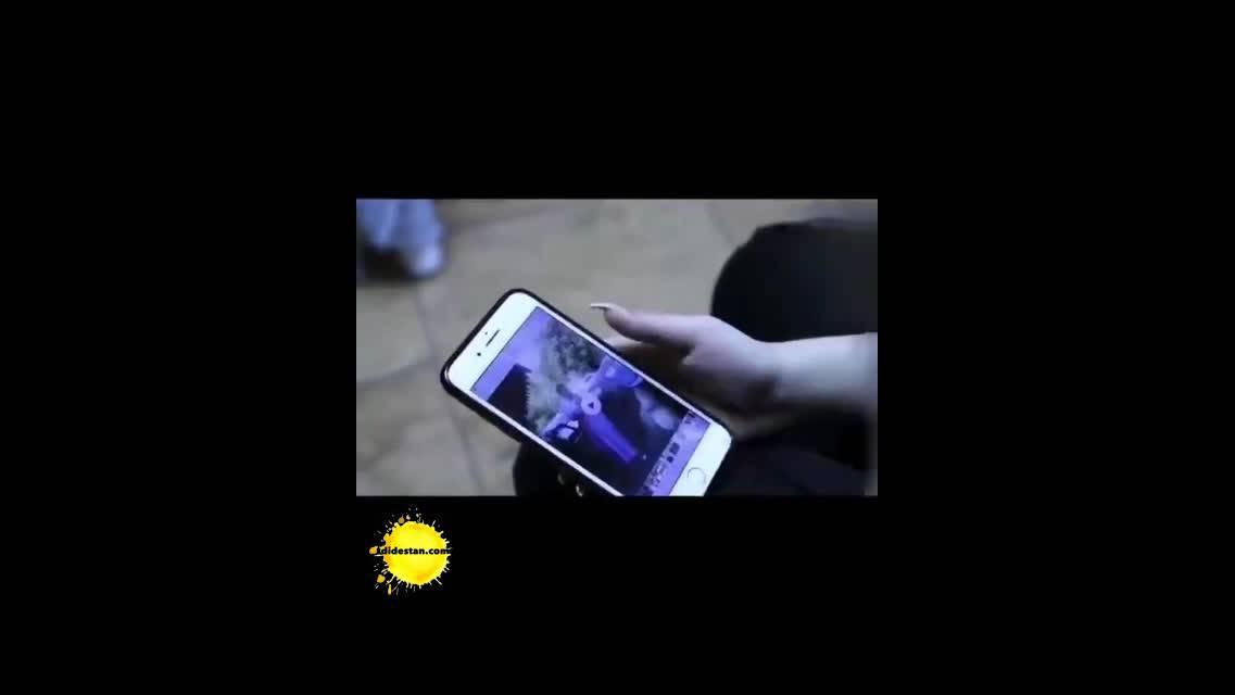 فیلم دستگیری و اعترافات دختر هنجارشکن بعد از ارسال فیلم برای مصی