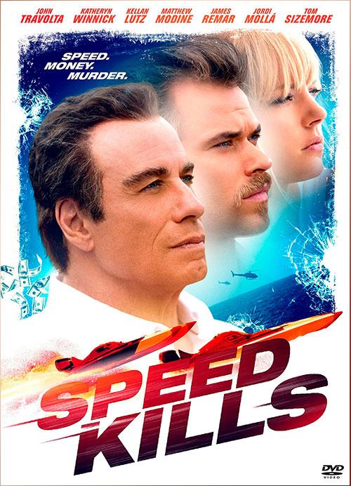 دانلود رایگان فیلم سرعت میکشد با دوبله فارسی Speed Kills 2018 BluRay