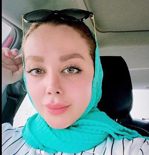 رعنا مستعلمی بازیگر نقش هاله در بوی باران +بیوگرافی  اینستاگرام