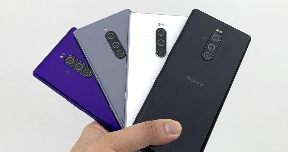 کاهش 55 درصدی فروش گوشی های هوشمند سونی