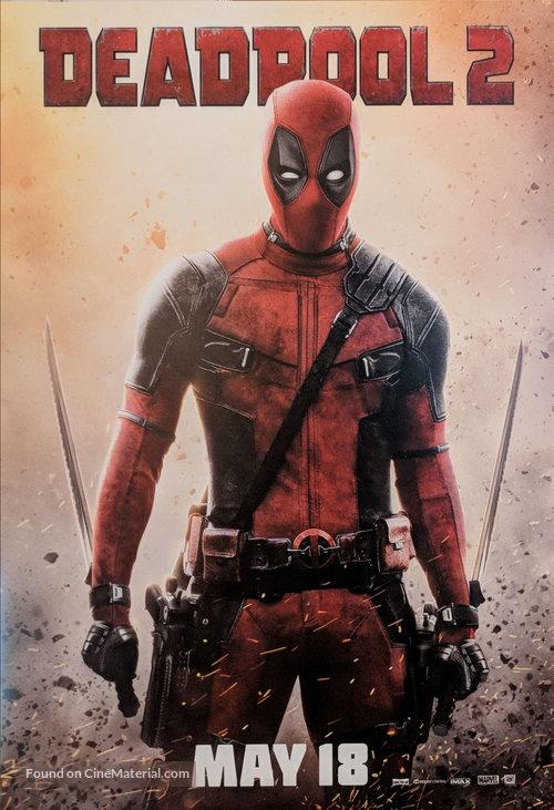 دانلود فیلم Deadpool 2 2018
