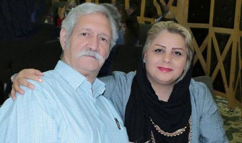 آتش تقی پور بازیگر و همسرش + بیوگرافی و عکس