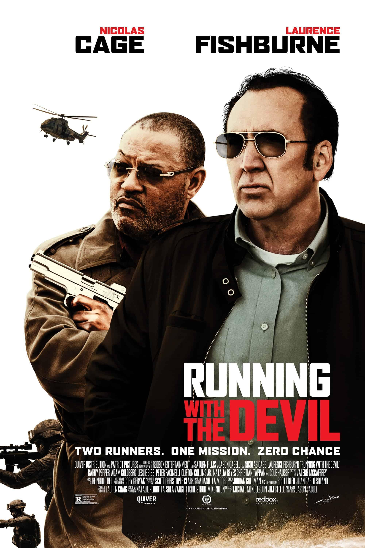 دانلود فیلم Running With The Devil 2019