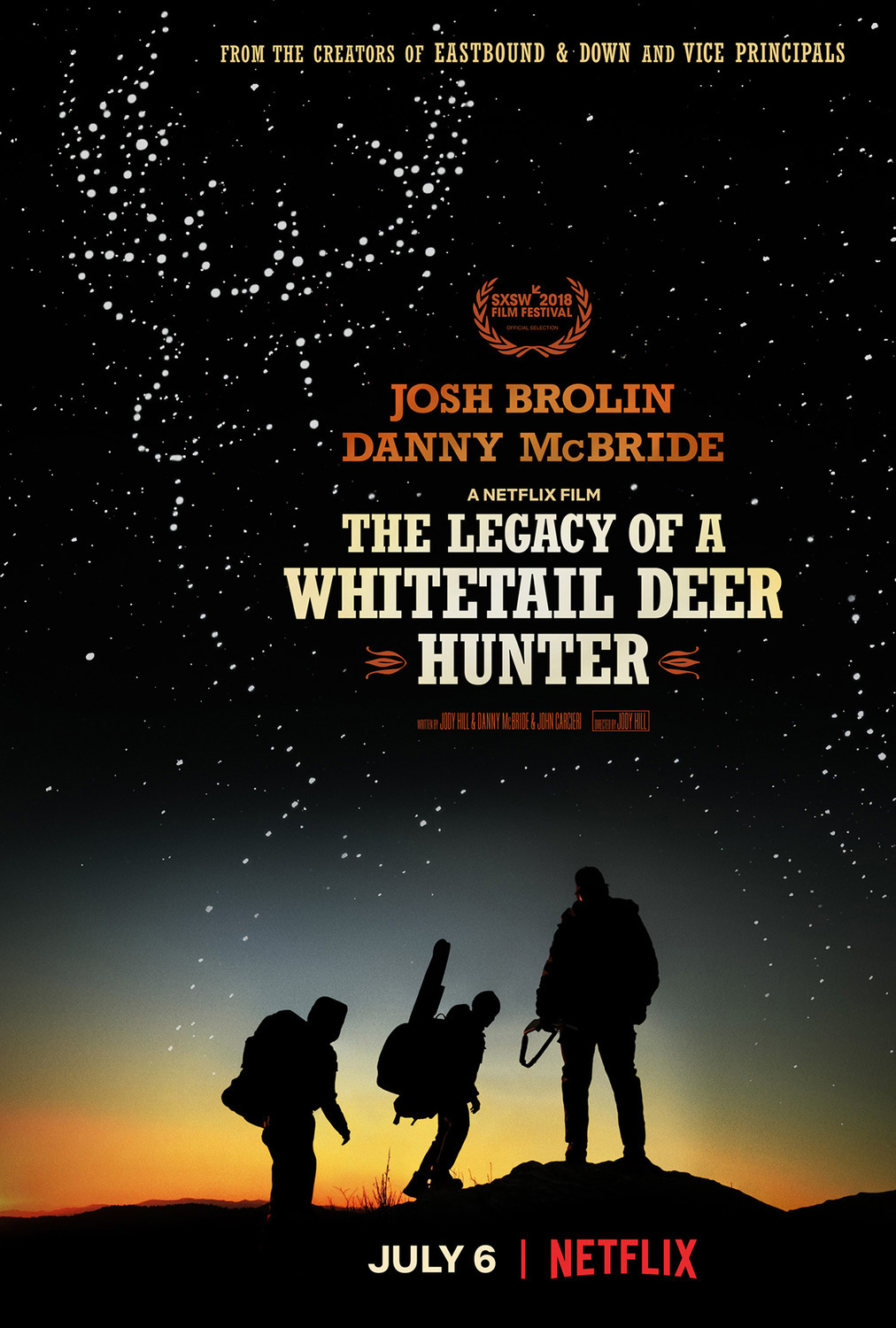 دانلود فیلم The Legacy Of A Whitetail Deer Hunter 2018