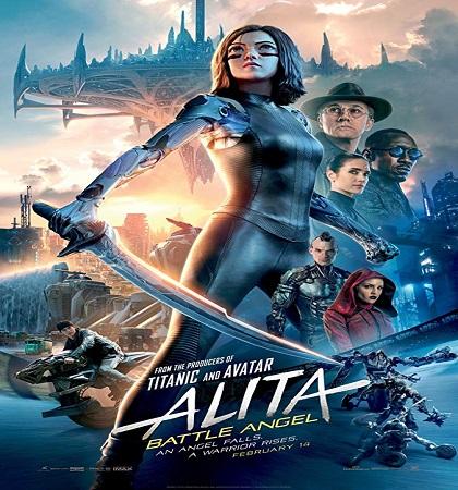 دانلود فیلم Alita Battle Angel 2019