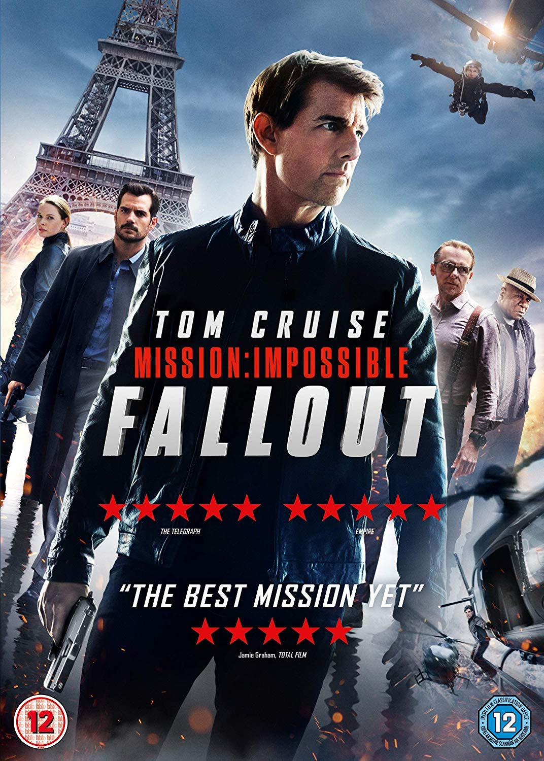 دانلود فیلم Mission Impossible Fallout 2018