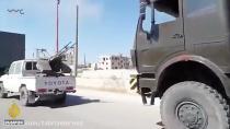 حمله هوایی به کاروان ترکیه در سوریه
