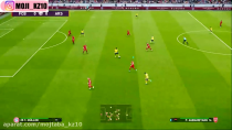 گیمپلی PES 2020 | بایرن مونیخ-آرسنال | چیه این فوتبال