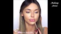 آموزش مدل های مختلف برای |آرایش صورت