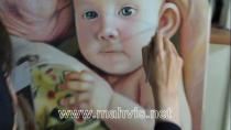 آموزش نقاشی چهره - ایکاروس