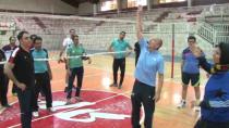شروع کلاس مربیگری درجه دو بین المللی والیبال در بابل