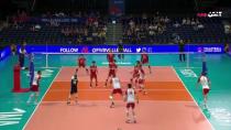 والیبال لهستان 3-1 ژاپن
